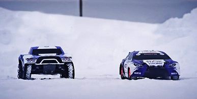 RACE ON SNOW: OULU