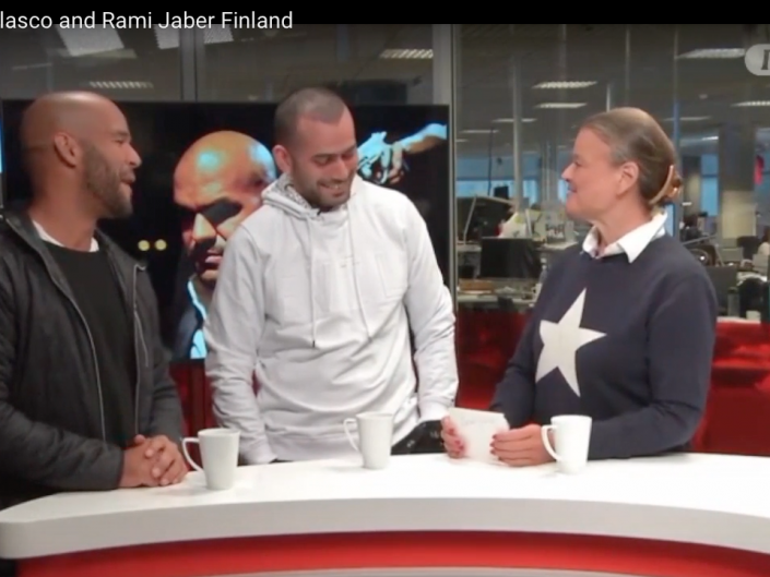 Interview Rami & Amaury Nolasco