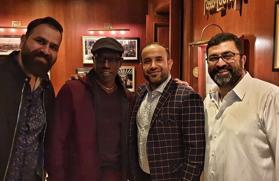 RNG team with Wesley Snipes